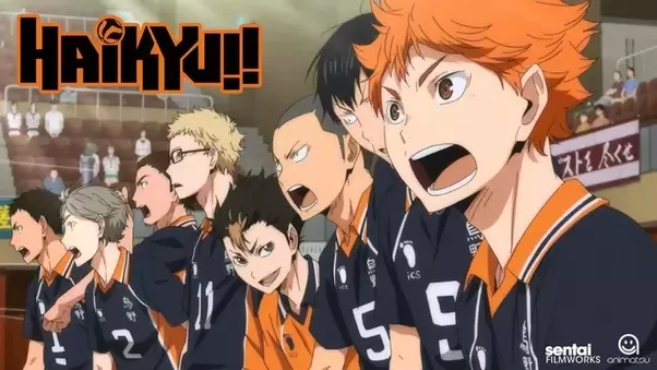 What Are Some Anime Series About Volleyball