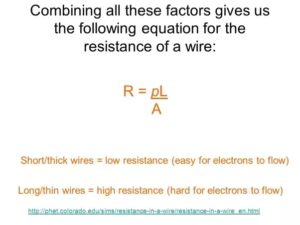Copper wire length resistance calculator wire center why doesn t potential difference across circuit increase when length rh quora com wire impedance calculator copper wire ampacity chart keyboard keysfo Gallery