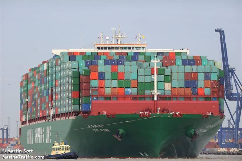How much does it cost to fuel a cargo ship? - Quora