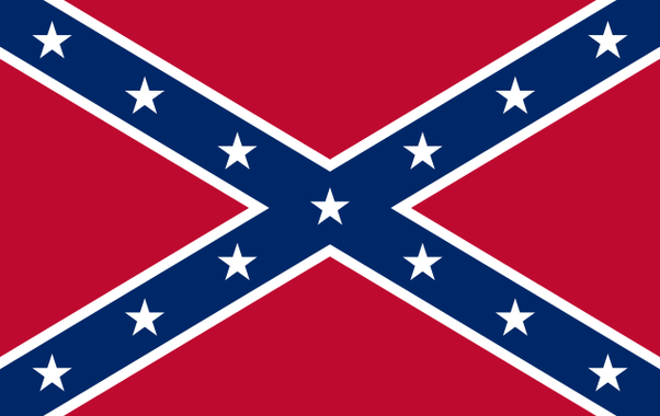 Image result for flag of the confederacy