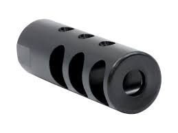 What is the difference between a compensator and a muzzle