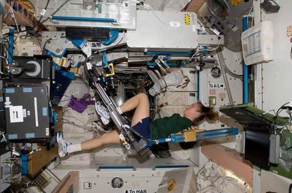 astronauts after being in space - photo #45