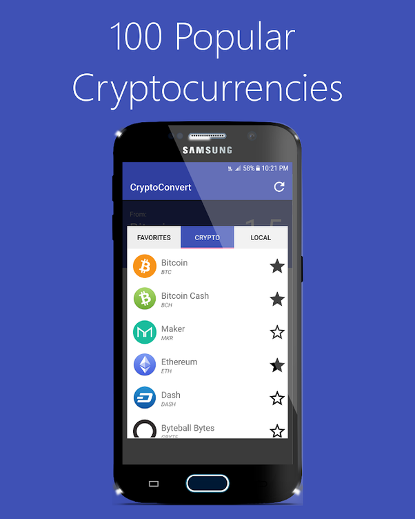 what is the best app for trading cryptocurrency