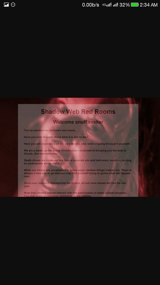 What is a red room in the deep web? - Quora