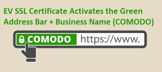 Which company is better for the EV SSL certificate, Comodo, GeoTrust ...