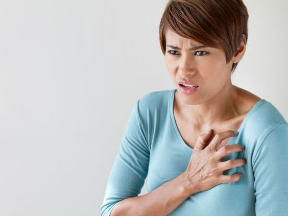 Does the menstrual cycle cause chest pain? - Quora