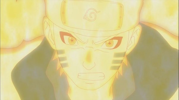 what are all naruto forms quora