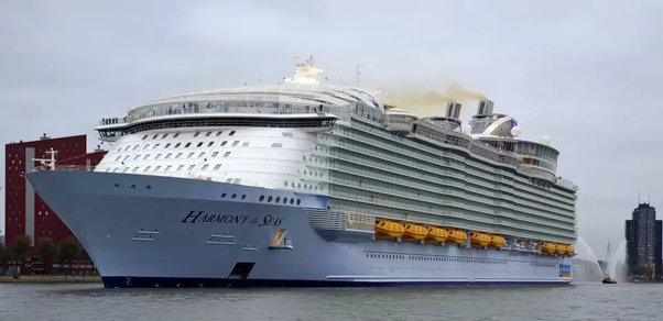 How do cruise ships dispose of human waste? - Quora