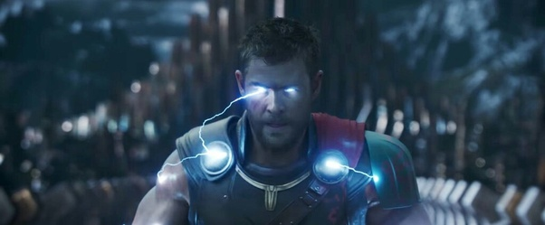 How could Thor be electrocuted or tased if he is the God of Thunder