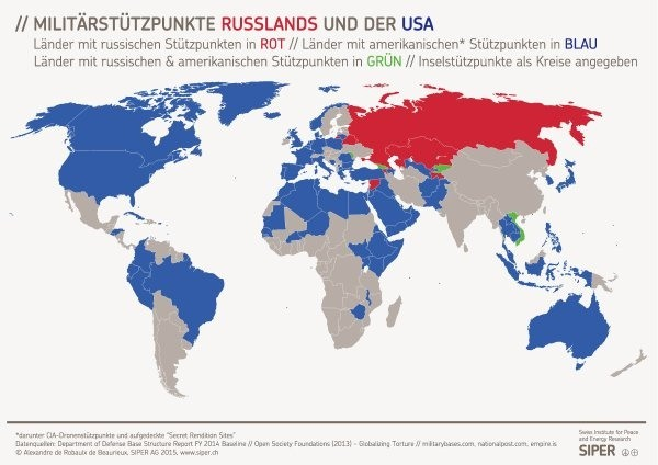 Where are Russias biggest military bases Quora
