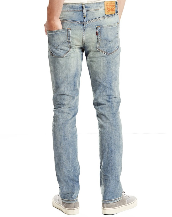 Unikalne What's the difference between slim fit jeans and skinny fit jeans DL23
