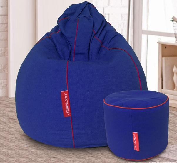 These Bean Bags Are Made From Handloom Or Loom Cotton Urban Were Designed Keeping In Mind The Hot And Humid Weather Of Many