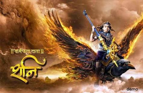What is the story of Shani Dev according to Hindu mythology