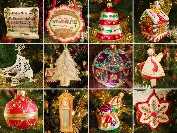 i love to have decorations that all have some story to them i remember the country and place where i bought them the people i was with the reason for - Christmas Decorations 2017