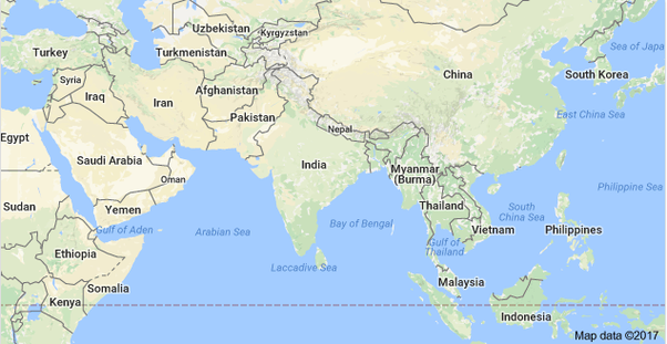 Where is india located quora india is located in south asia at latitude 217679 n longitude 788718 e gumiabroncs Image collections