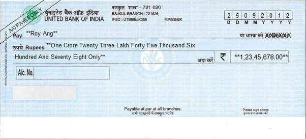 how to read the account number on a canadian cheque