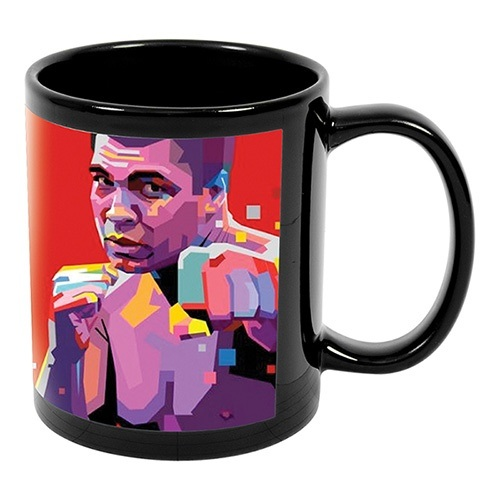 the easiest way to make photo coffee mugs is using a sublimation printer it is easy to buy maintain and use the small size sublimation printers are just