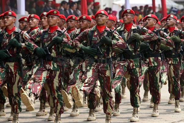 What are the Indonesian special forces? - Quora