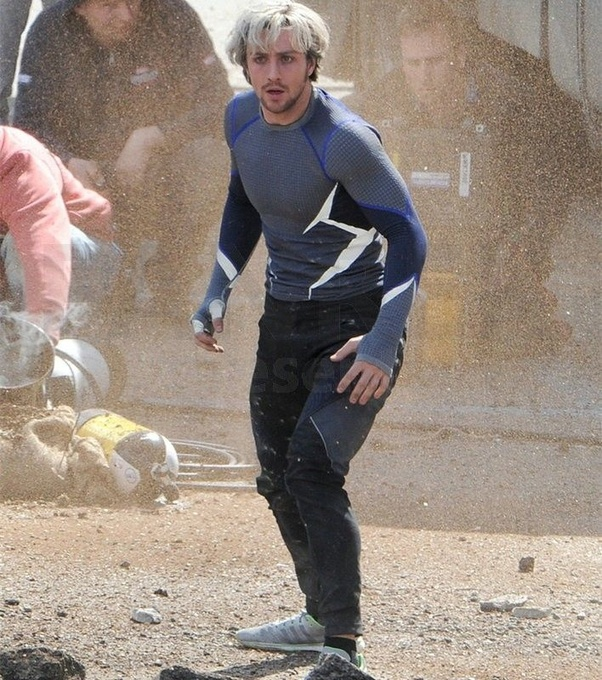 If the alternate shot of where Quicksilver did survive the