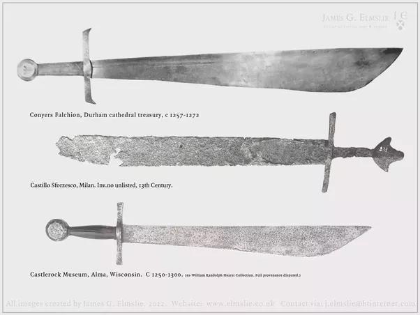What Is The Best Type Of Sword (saber, Scimitar, Etc.) In