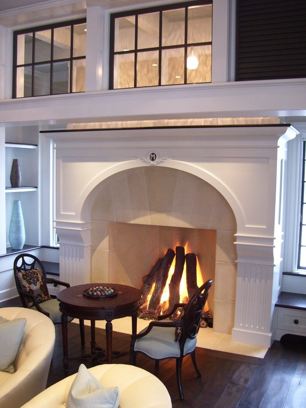what is the proper fireplace mantel height quora rh quora com fireplace hearth height ideas fireplace hearth height from floor
