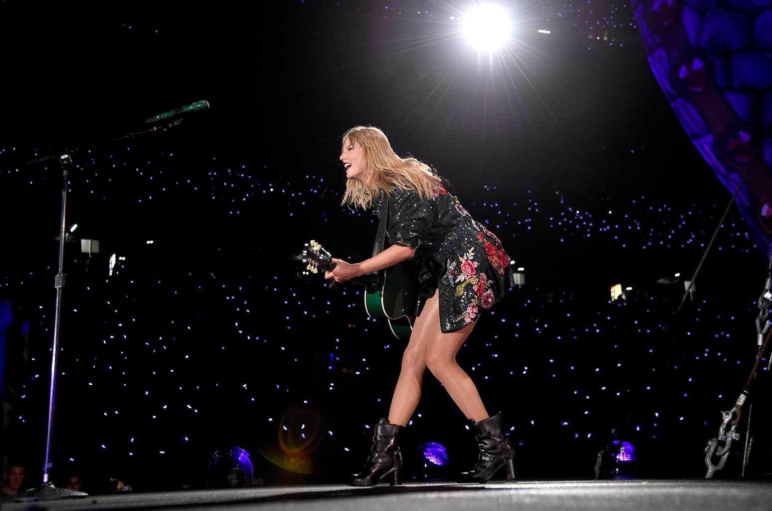 What's your review of the Taylor Swift reputation Stadium