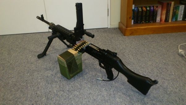 Why is green gas, CO2 and air used in airsoft guns? How do they