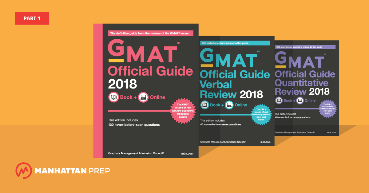 Is Official Guide Enough To Clear Gmat Quora