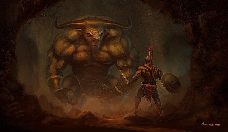 What is Minotaur's symbol? - Quora