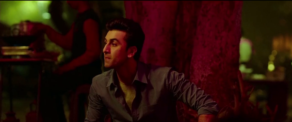 Which is the best scene & dialogue of Tamasha movie? - Quora