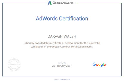 What is the best way to pass AdWords certification test? - Quora