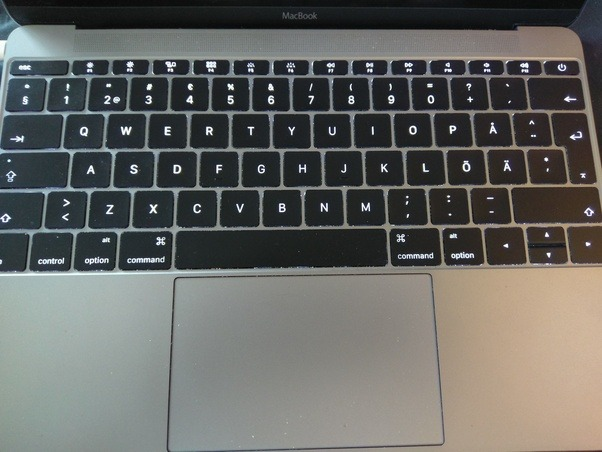 What Does Your Computer Keyboard Look Like Quora