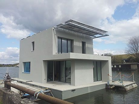 Could i build a house just from polystyrene foam quora for Foam panel house