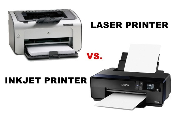 two type of printer Why do inkjet printers still exist? - Quora