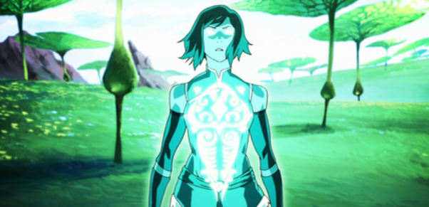 Was Aangs Avatar State More Powerful Than Korras Avatar State Quora