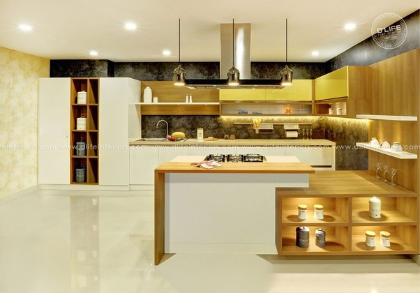 What Are Some Stunning Kitchen Interiors?   Quora