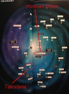 What Planets Did Starkiller Base Destroy In Star Wars The Force - Star wars solar system map