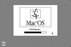 what is the design story behind the os x two face one face finder