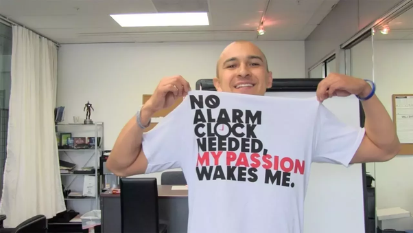 Dan Luca's answer to What is your personal method for waking up early?