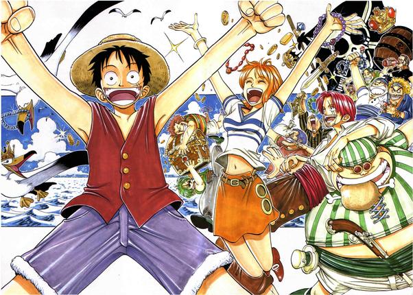 one piece nami manga