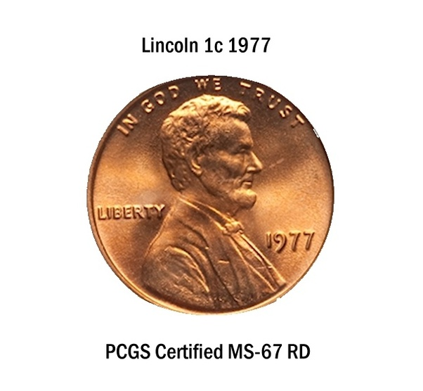 What makes the 1977 penny worth so much? - Quora