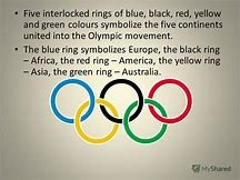 What Do The Five Rings On The Olympic Flag Represent Quora