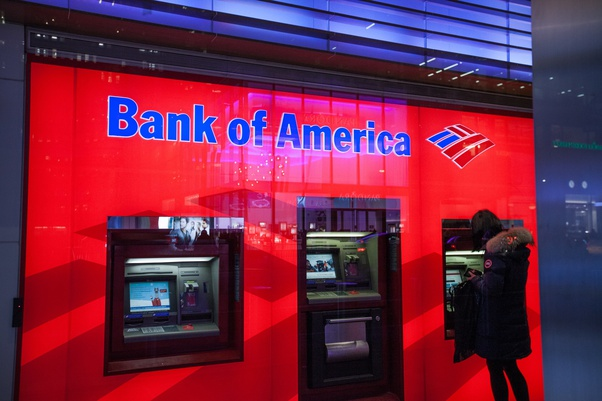 Can I use my Bank of America credit card at an ATM to get cash? - Quora