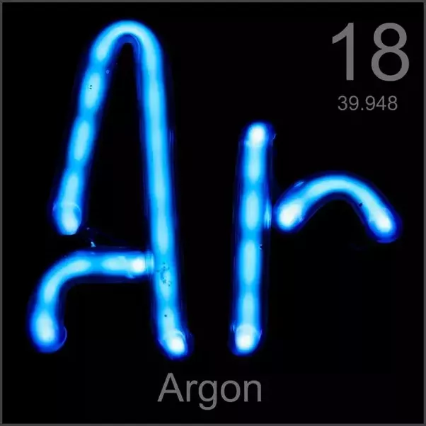 What Is The Electron Configuration Of Argon Quora