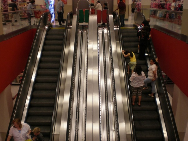 What Do Americans Call A Moving Staircase?   Quora