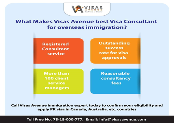 What is the success rate of Visas Avenue in Q1 2018? - Quora