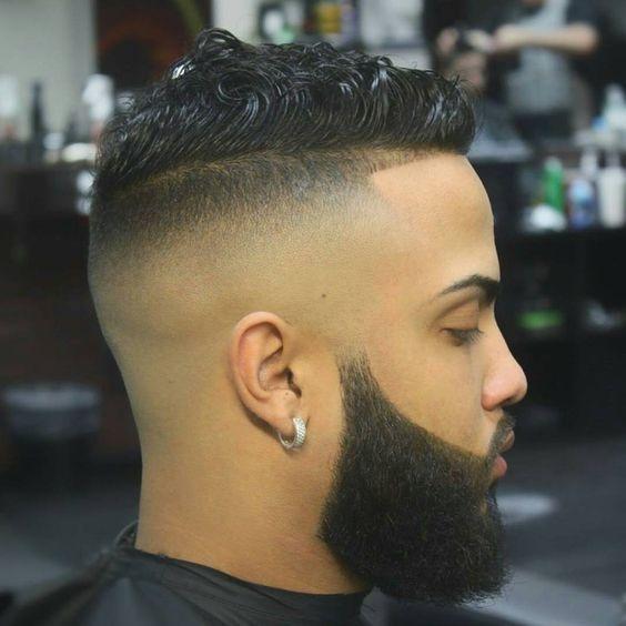 Bald Fade Haircut Styles 70