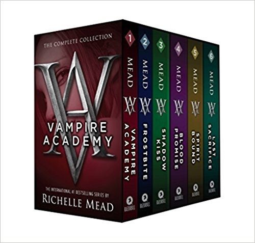 The Vampire Academy Book 1 Pdf
