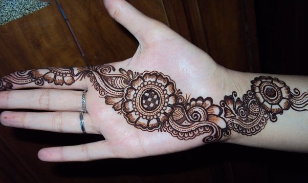 How To Learn Mehndi Designs At Home In Hindi | Flisol Home