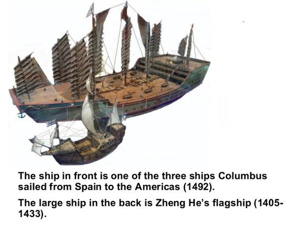 Zheng He's flagship
